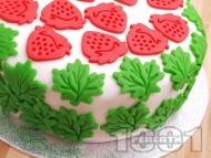 Рецепта Торта Къща номер 8